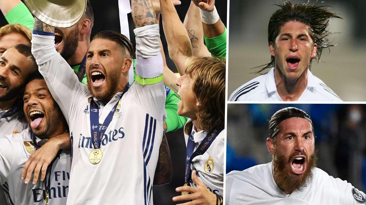 Sergio Ramos Real Madrid GFX