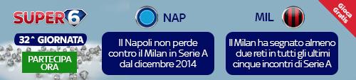 Super6 - 32 - NapoliMilan