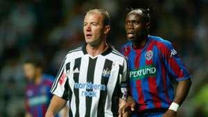 Taribo West Alan Shearer