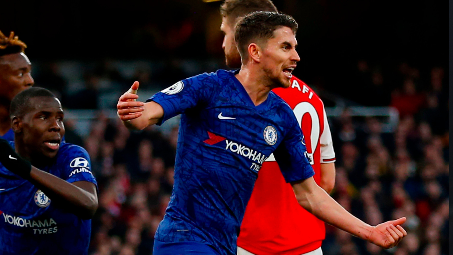 Chelsea rode their luck against Arsenal admits Frank Lampard