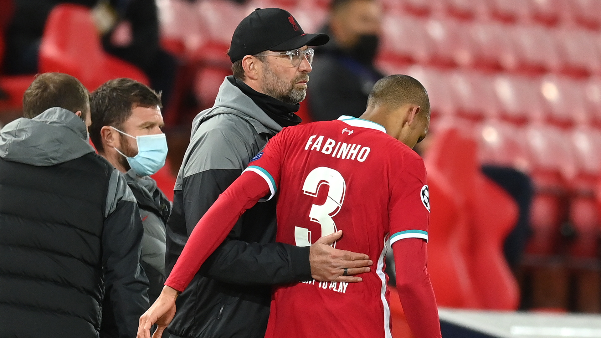 Fabinho withdrawn from Brazil squad in bad injury omen for Liverpool