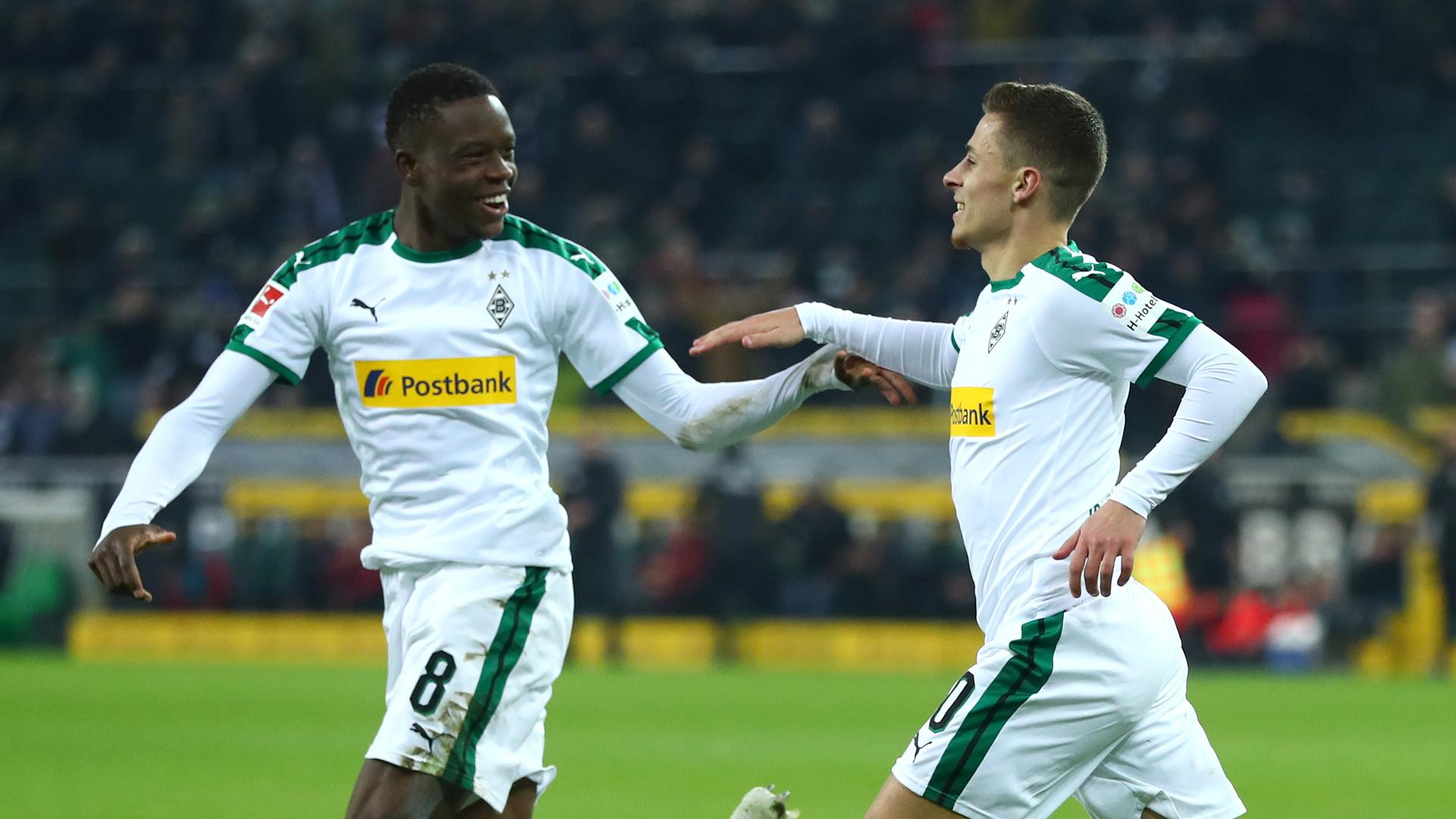 Schalke 04 Gladbach
