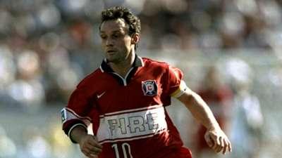 Peter Nowak MLS Chicago Fire 10251998