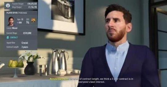 FIFA 20: So überzeugst du Lionel Messi von einem Wechsel zu deinem Verein