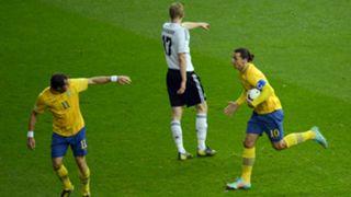 HD Zlatan Ibrahimovic Germany 4-4 2012