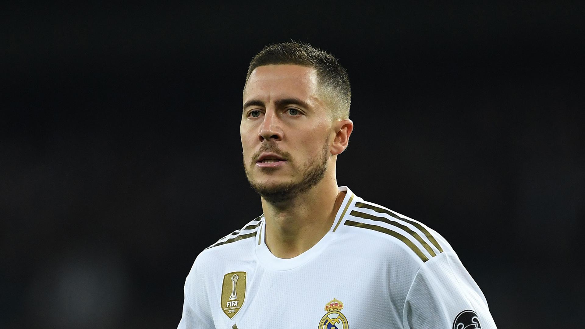 """Eden Hazard : """"Ma première saison au Real est bien pourrie"""""""