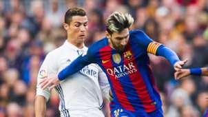 2017-07-04-Barcelona-Messi-Real Madrid-Cristiano Ronaldo