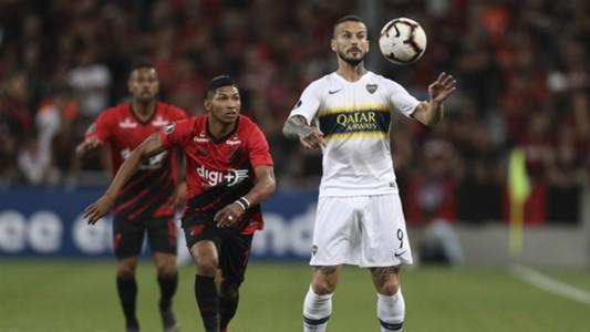 Benedetto Boca Athletico Paranaense Copa Libertadores Grupo G Fecha 3