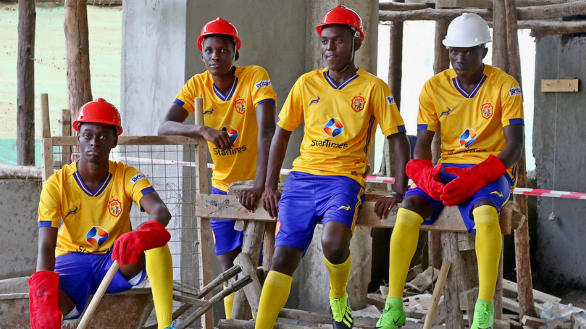 KCCA FC explain what informed their jersey design for 2020/21 season