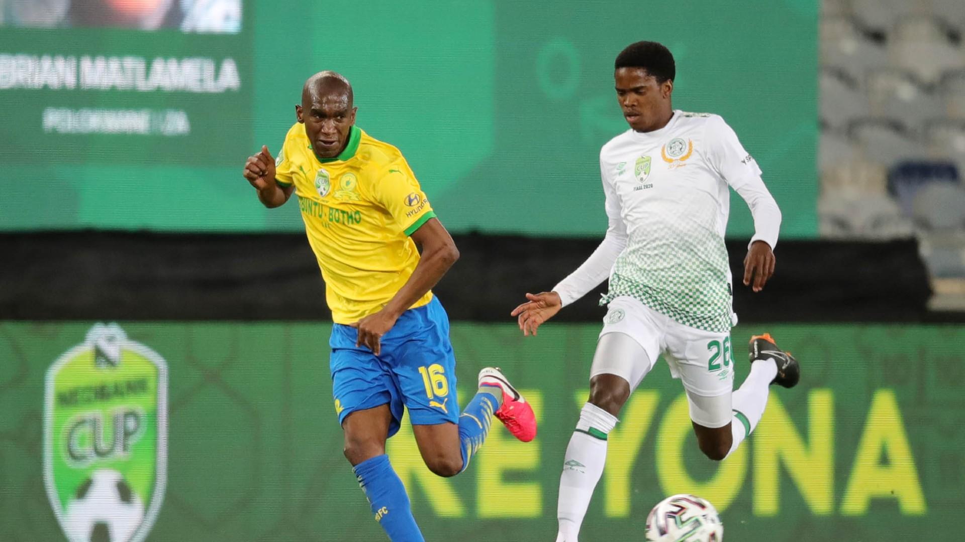 Mamelodi Sundowns struck gold by signing promising Sifiso Ngobeni - Rulani Mokwena