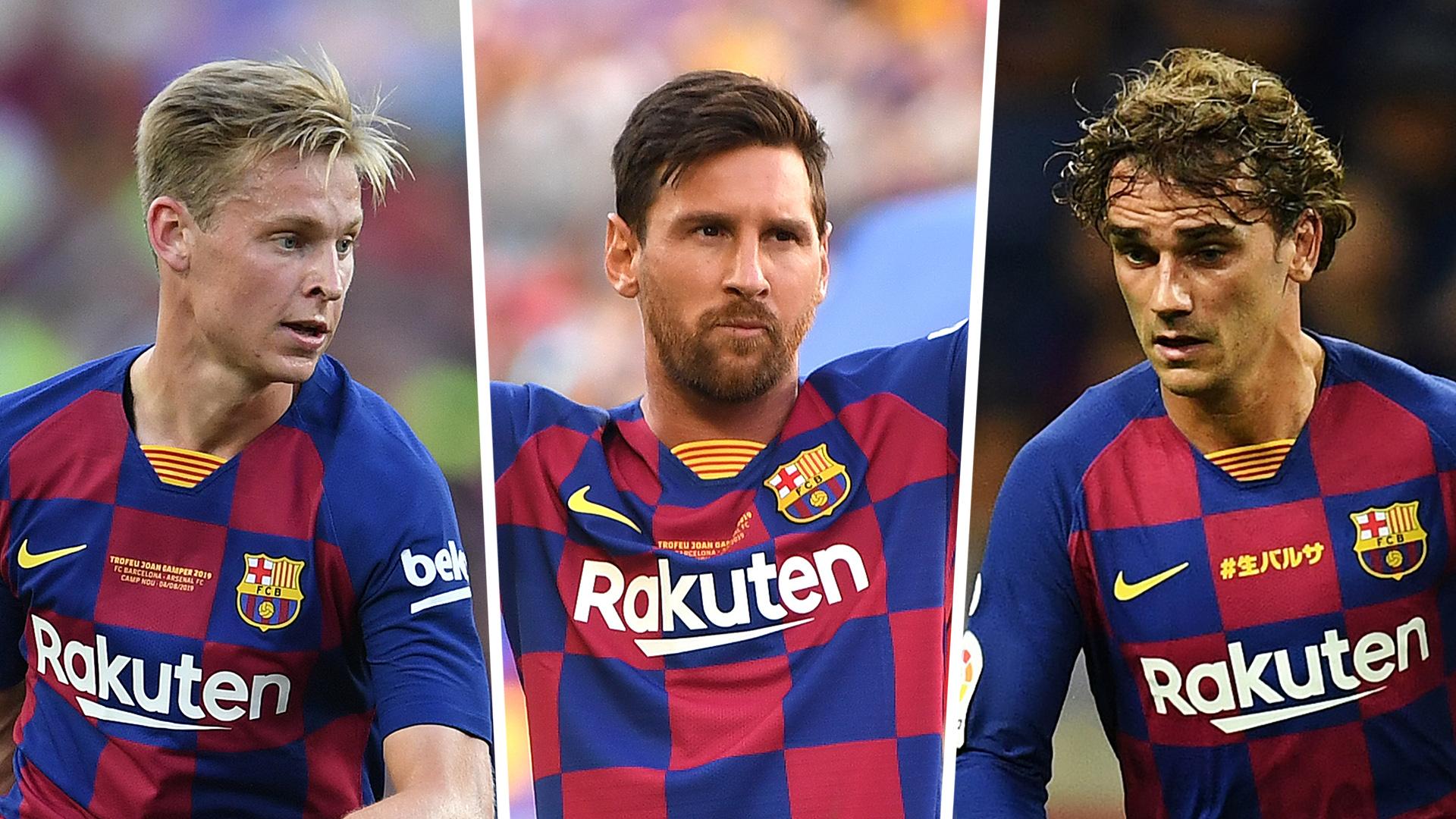 Image result for barcelona team 2019-20