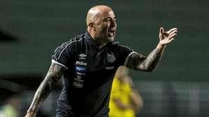 Jorge Sampaoli Santos River Plate Montevideo Copa Sudamericana 26022019