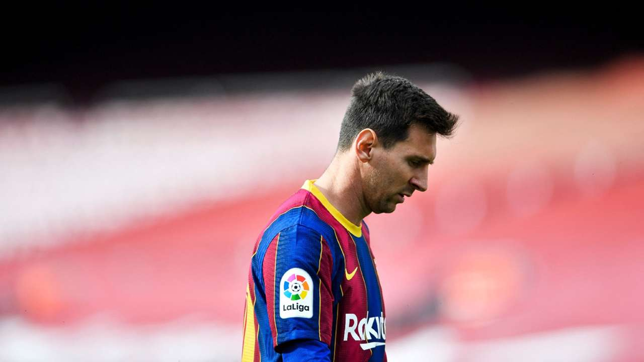 Messi Barcelona 2021