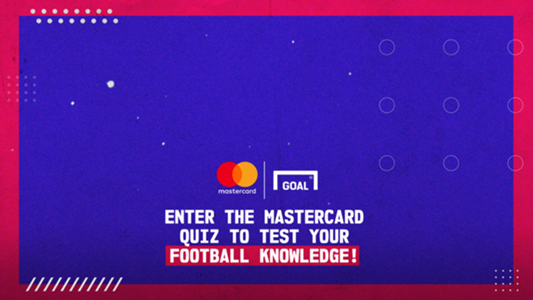 Mastercard quiz: how well do you know the international football? | Goal.com