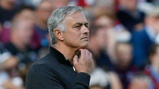 Jose Mourinho West Ham Manchester United 2018-19