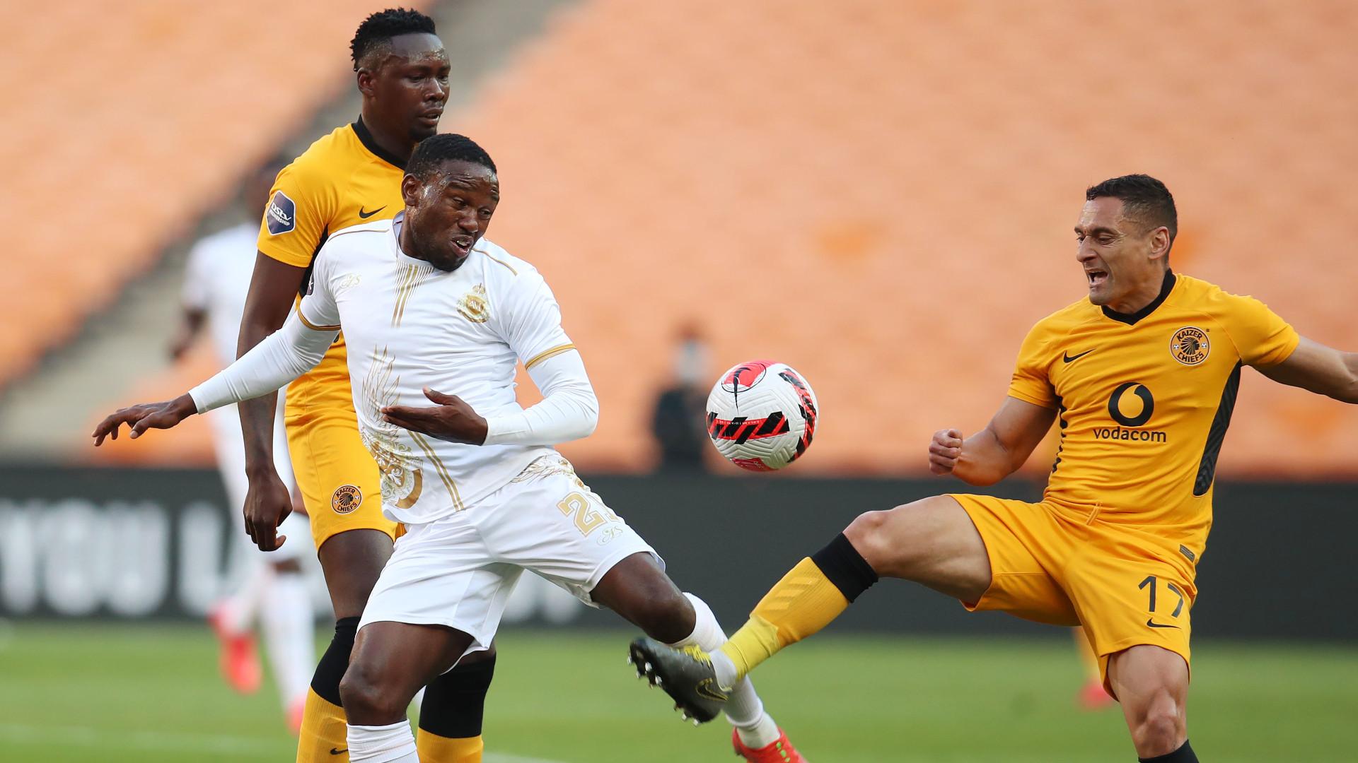 Kaizer Chiefs slayer Letsoalo aiming to match ex-Orlando Pirates forward
