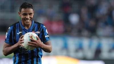 Luis Muriel Atalanta 2019-20
