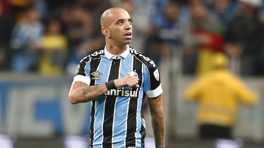 Diego Tardelli Grêmio Libertad Copa Libertadores 25072019