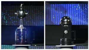 Libertadores Sudamericana Trofeos GFX