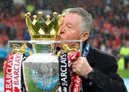 Sir Alex Ferguson Man Utd
