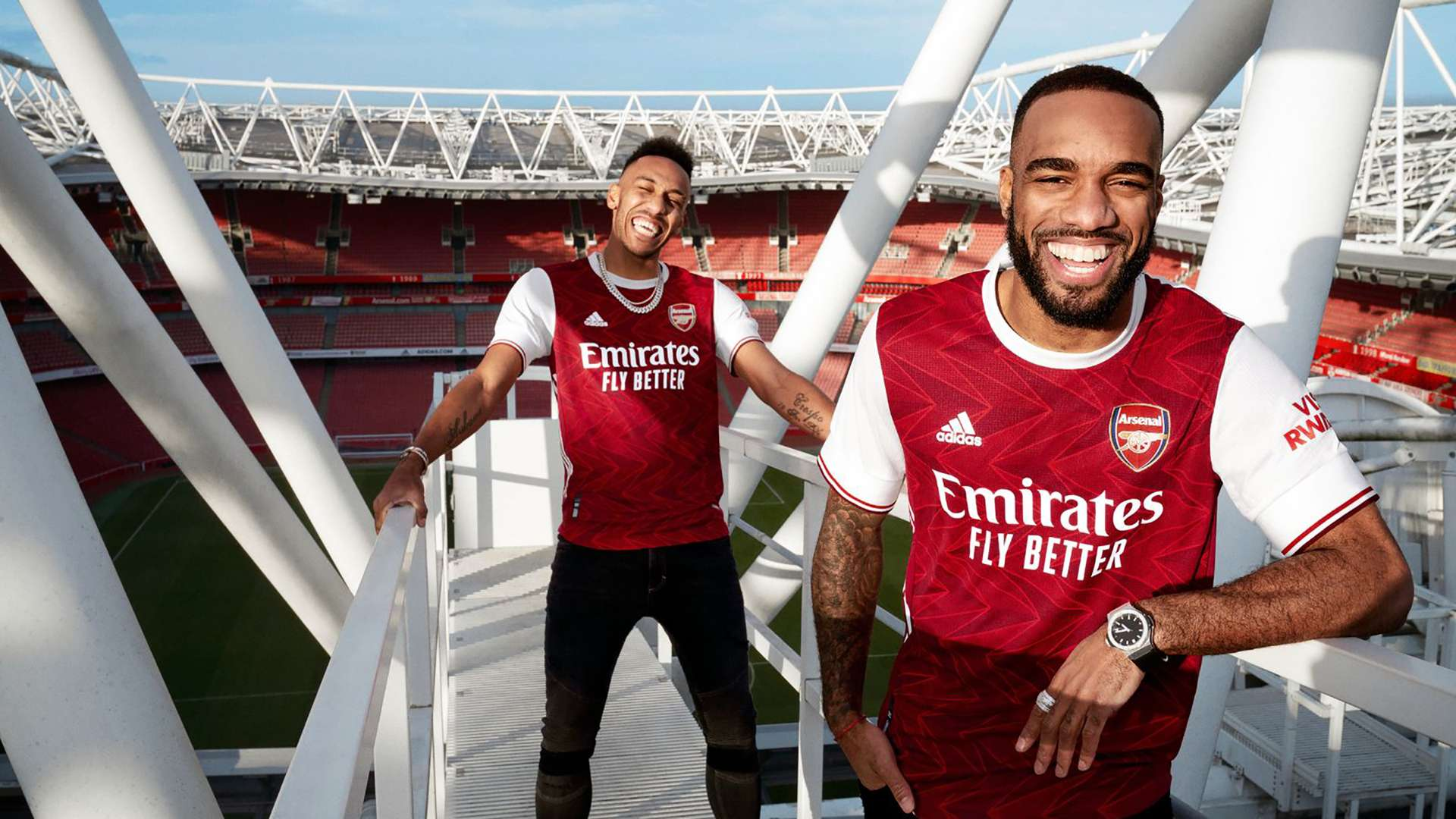 Arsenal S 2020 21 Kit New Home And Away Jersey Styles And Release Dates Goal Com