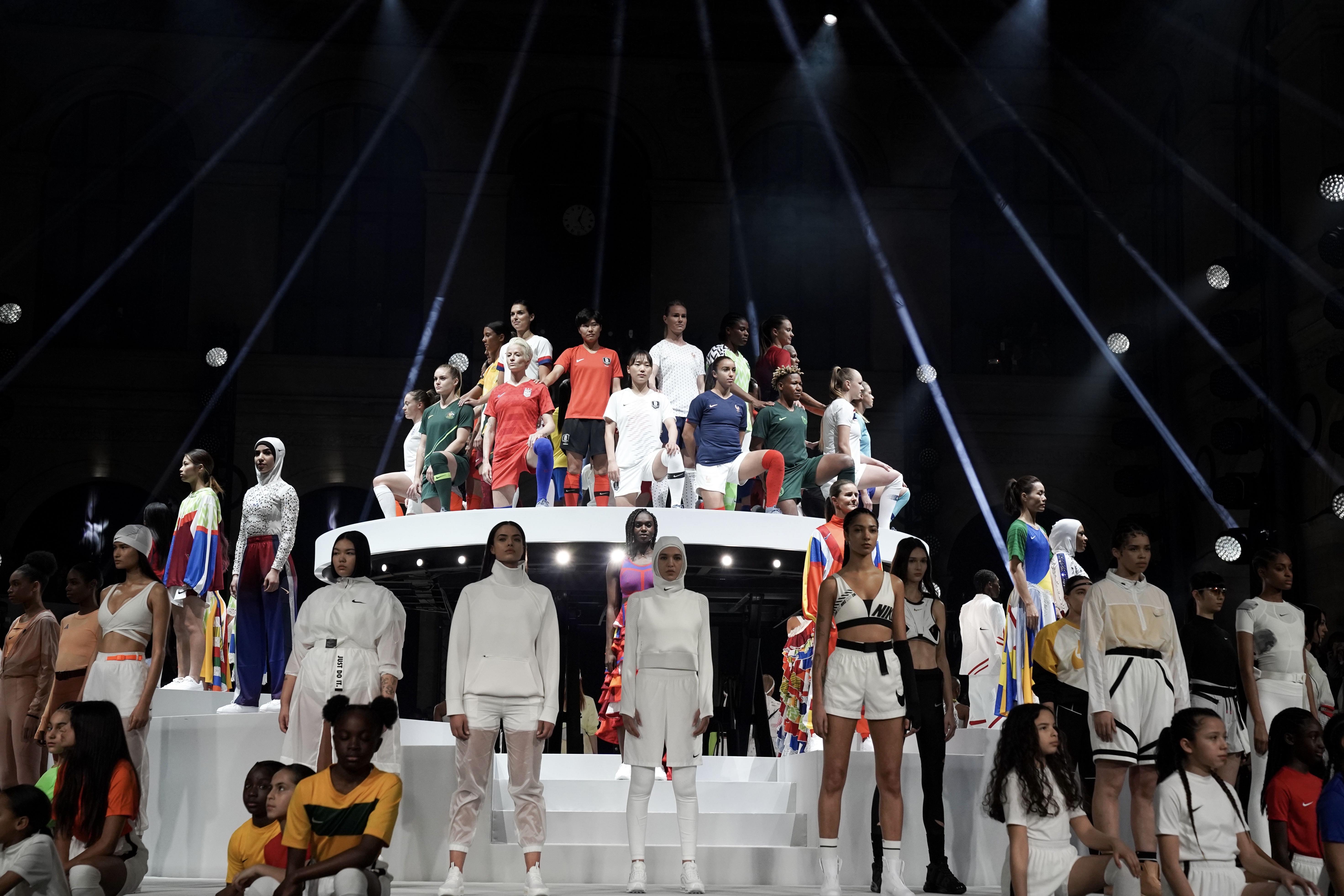 Aparecer donante Literatura  Nike unveil stunning kits for Women's World Cup in Paris | Goal.com