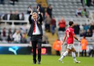 David Moyes Chicharito Manchester United