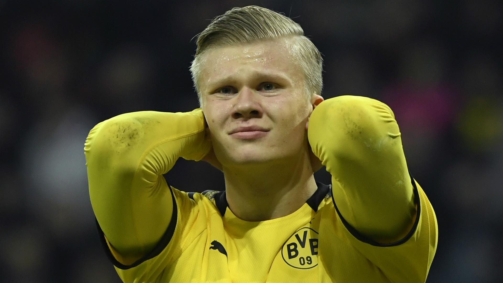 Dortmund star Haaland limps off in Der Klassiker clash with Bayern Munich