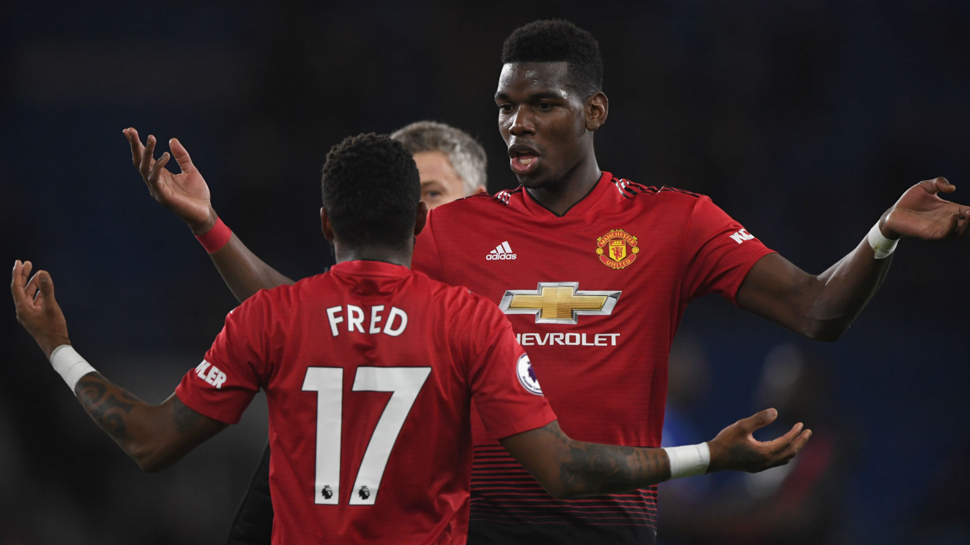 manchester united news paul pogba fred is worst midfield since park rafael paul parker sees nothing good about red devils goal com manchester united news paul pogba
