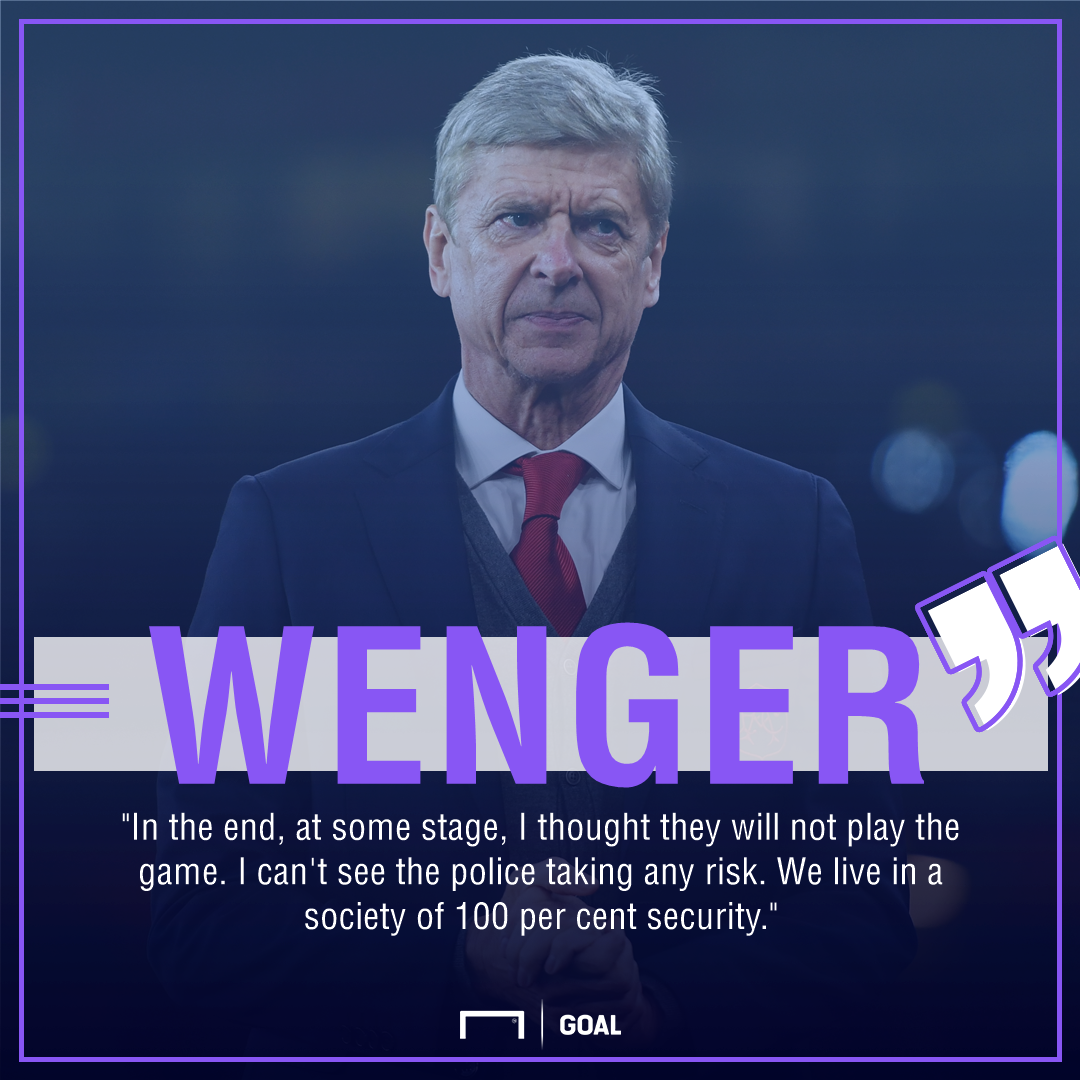 Wenger quote