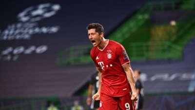 Robert Lewandowski - Bayern Munich
