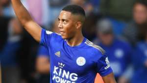 Youri Tielemans Leicester City 2019-20