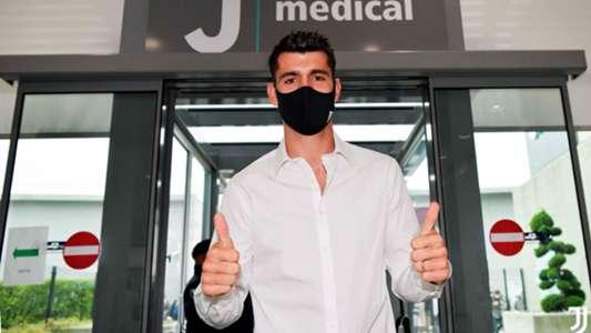 (CHÍNH THỨC) Juventus chiêu mộ Alvaro Morata dưới dạng cho mượn