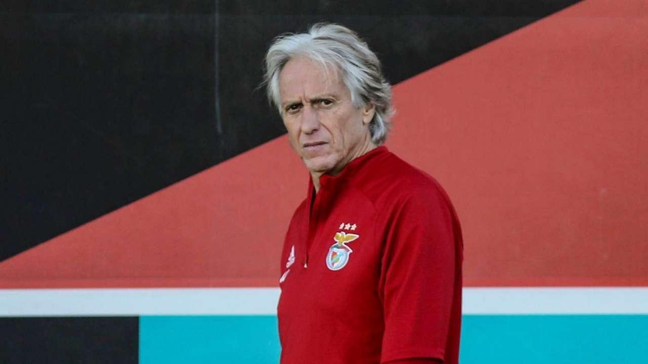 Jorge Jesus Benfica 05 11 2020