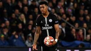 Presnel Kimpembe PSG Manchester United Champions League 2019