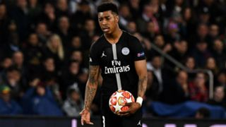 Presnel Kimpembe PSG Manchester United Champions League 2019
