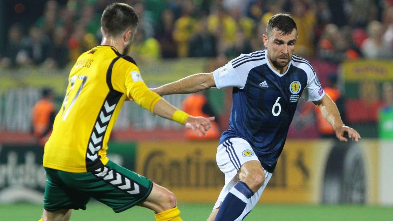 James McArthur Scotland
