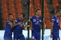 Mumbai CIty FC Everton Dos Santos