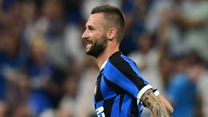 Marcelo Brozovic Inter Lecce