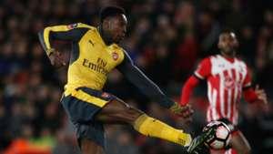 Danny Welbeck Arsenal Southampton 28012017