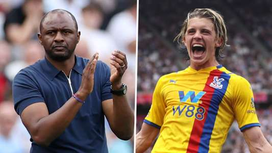 How Arsenal legend Vieira and Chelsea loanee Gallagher have breathed new life into Crystal Palace | Goal.com