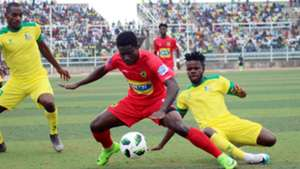 Caf Confederation Cup: Kotoko urged to 'improve' ahead of San Pedro clash