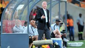 Kaizer Chiefs v Zesco United, January 2019, Ernst Middendorp