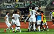 Hong Kong Premier League game week 1 , Dreams FC 1:1 Tai Po.