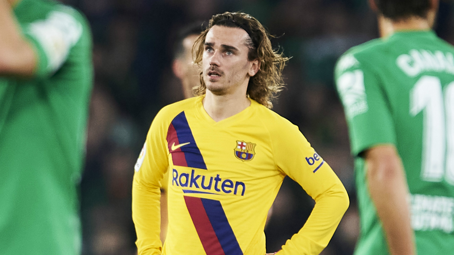 Griezmann Losing The Fight To Prove He S Not Just Another Barcelona Transfer Flop Goal Com