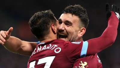 Robert Snodgrass West Ham 2018-19
