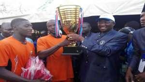 Bida are Niger Gov Cup champions