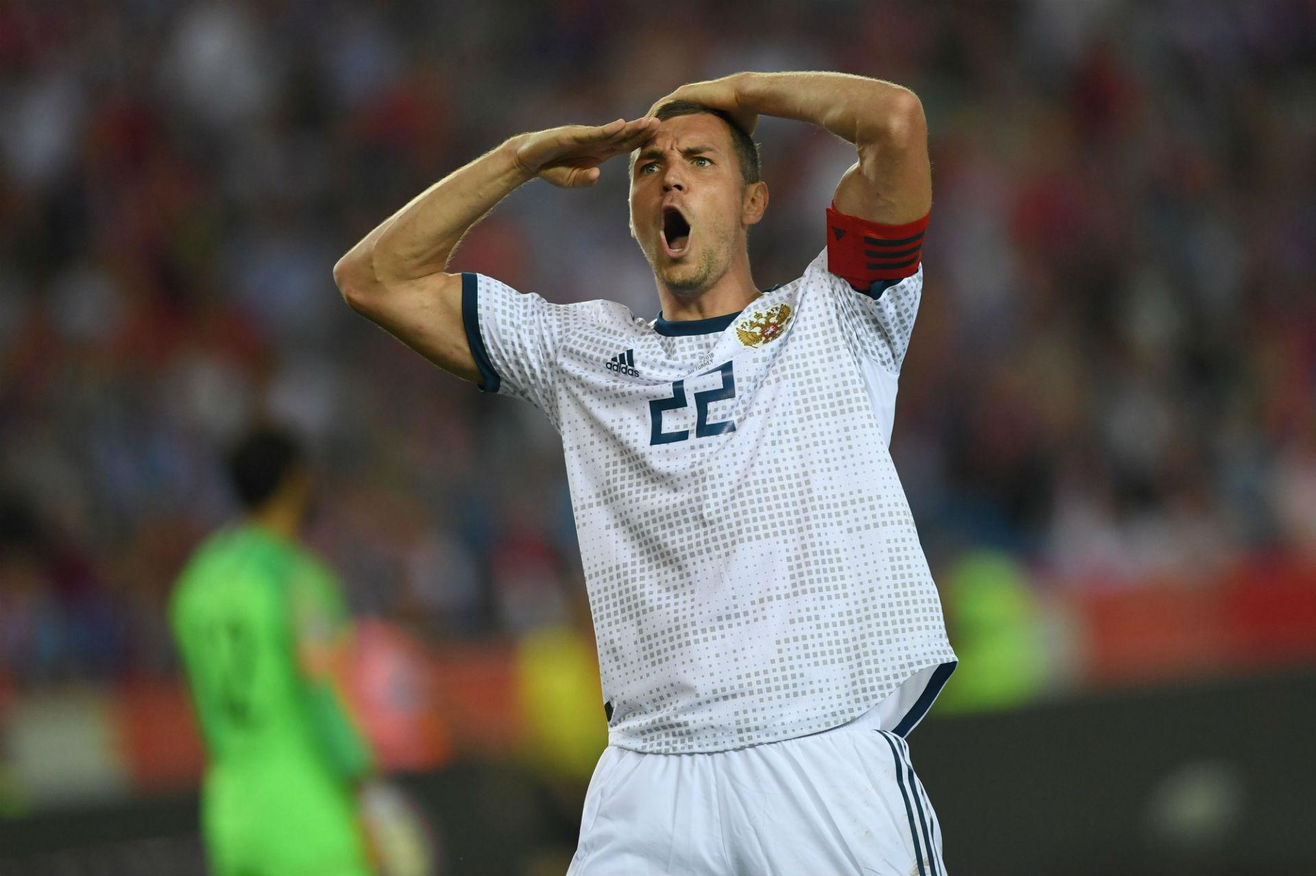 Russia 21-03-2019 Qualification Euro 2020 Belgium Ticket