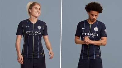 Man City Away Kit