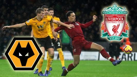 Wolverhampton Gegen Liverpool